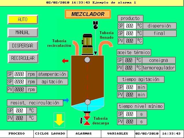 proyecto instalacion para la producción continua de cebo biodegradable en barcelona atelma