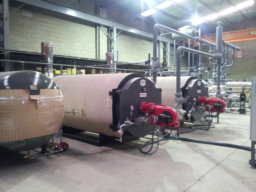 automatizacion de procesos barcelona atelma planta de calderas para complejo hotelero